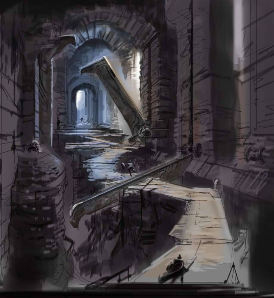 Skyrim Concept Art Gaming Thrones